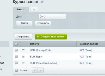 битрикс курсы валют автоматическое обновление